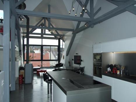 Une habitation BBC de 140m²