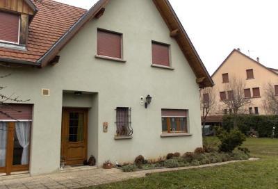 La maison de Bergheim avant travaux